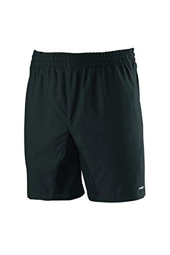 HEAD Herren Shorts Club M, Schwarz, XXL, 811645