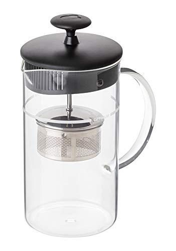 Leonardo Teezubereiter Tè per te, 1,15 l, Höhe 21,5 cm, hitzebeständiges Glas, 025512