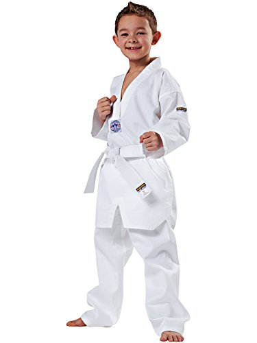 Taekwondoanzug Song von KWON - weiß, 551003, Gr.120