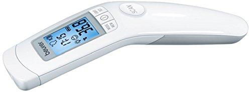 Beuer FT 90 kontaktloses digitales Infrarot-Fieberthermometer, zur Messung an der Stirn