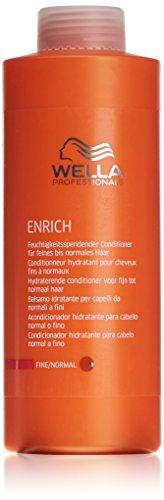 Wella Professionals Care Enrich Conditioner feines Haar, 1000 ml
