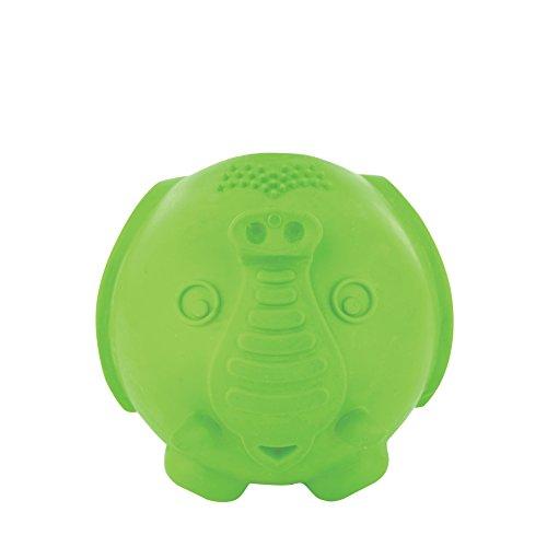 PetSafe Busy Buddy Hundespielzeug Elephunk M/L, befüllbarer Snackball, Zahnpflege für Hunde, für mittelgroße und große Hunde