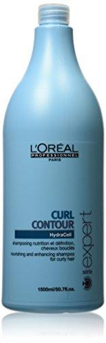 L'Oréal Professionnel Serie Expert Locken feuchtigkeitsspendender Shampoo, 1500 ml