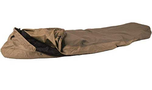 Mil-Tec Schlafsackhülle modular 3-lg.lam.Coyote