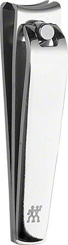 Zwilling 42443-101-0 Classic Inox Nagelknipser, rostfreier Edelstahl, poliert, 60 mm