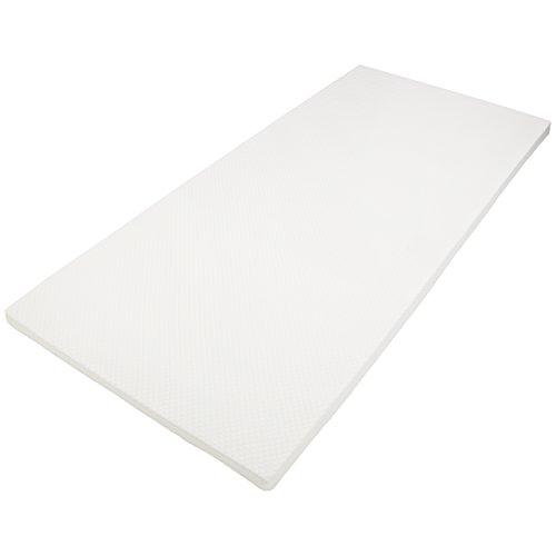 DAILYDREAM Viscoelastische, orthopädische Matratzenauflagen mit Memory Foam Effekt, RG 50, Größe 90 x 200 x 5cm