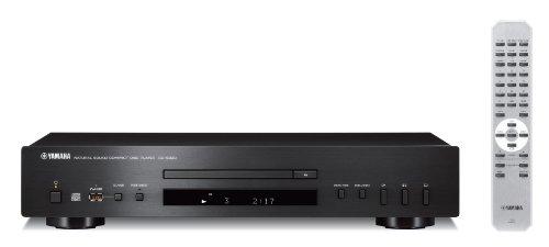 Yamaha CD-S 300 Bl CD-Player schwarz