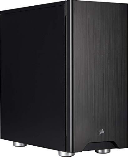 Corsair 275Q Carbide Series Mid-Tower Leises Gaming Gehäuse, schwarz