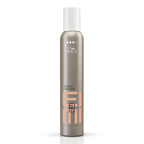 Wella EIMI Extra Volume - Volumenmousse - Intensives Volumen und starker Halt