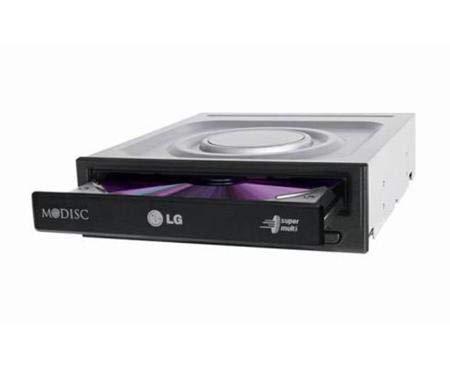 LG HLDS GH24NSD5.ARAA10B Internes DVD-RW-Laufwerk (24x, Schwarz)
