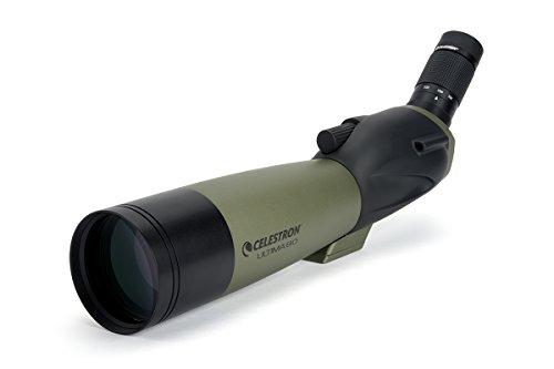 Celestron Ultima 80 mm Zoom Spektiv 20-60x (45° Einblick)