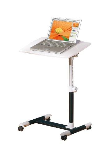 Inter Link 50500560 Laptop Tisch auf Rollen Alexis