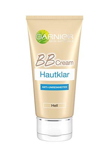 Garnier Hautklar BB Cream Anti-Unreinheiten Pflege, 1er Pack (1 x 50ml)