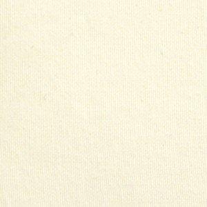 100% Baumwolle Inlett Einschütte Meterware Naturfarben