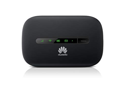 Huawei E5330 3G Mobile Wi-Fi Schwarz (Generalüberholt)