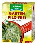 Dr. Stähler 030923 Garten Pilz-Frei, Fungizid gegen Pilzkrankheiten an Gartenpflanzen, 6 Portionsbeutel