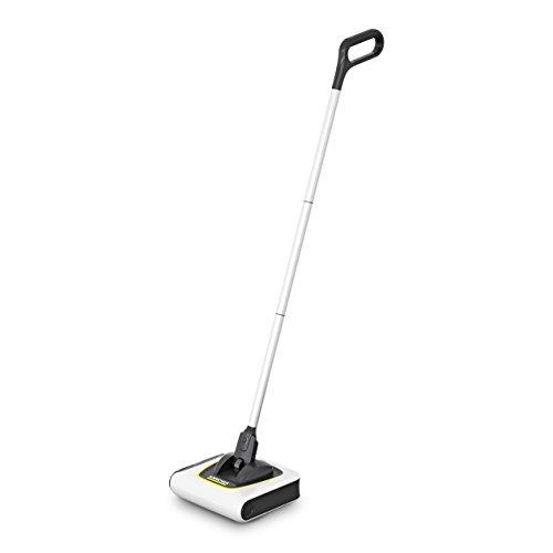 Kärcher кв 5Bagless 0.37L Black, White Stick Vacuum/Electric Broom-Stick Vacuums & Electric Elektrischer Besen (Bagless, Black, White, 0.37l, Carpet, Hard floor, 21cm, battery)