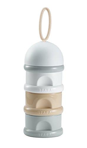 Béaba - Stapelbare Milchdosierbox, nude