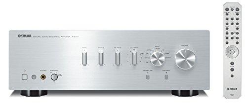Yamaha A-S701 Stereo-Vollverstärker inkl. D/A Wandler silber