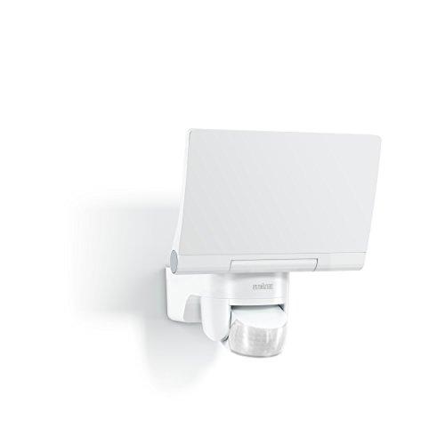 Steinel LED-Strahler XLED Home 2 weiß, Flutlicht, voll schwenkbar, 14.8 W, 140° Bewegungsmelder, 14m Reichweite, 1184 lm