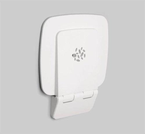 Coram pro Med 300, Duschklappsitz weiß/weiß, TÜV geprüft, 3020SD31NT