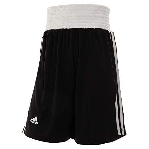 adidas Herren Base Punch Box-Shorts, Schwarz m