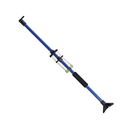 Sport ALU G8DS Präzisions Blasrohr Blowgun +12 Dart Pfeile 75 cm