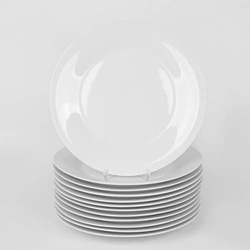 Holst Porzellan BL 026 FA1 Vorteilspack 12er Set Speiseteller 26 cm