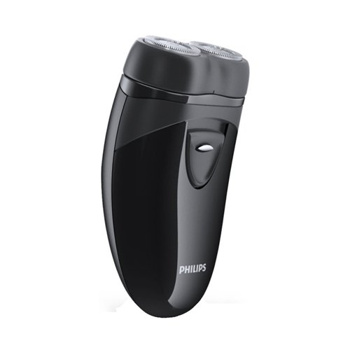 Philips Herren 's Electric Travel Rasierer PQ203/17 mit Beutel (kabellos)