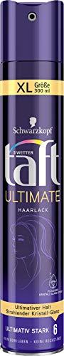 Schwarzkopf 3 Wetter Taft Haarlack 300ml Ultimate, 1er Pack (1 x 300 ml)