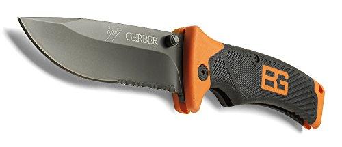 Bear Grylls Gerber Klappmesser Folding Sheath Knife, GE31-000752