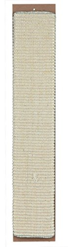 Trixie 43181 Kratzbrett, 11 × 60 cm, beige