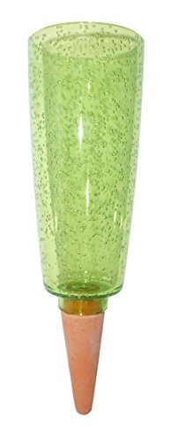 Scheurich Copa M Bewässerung Wasserspender Bewässerungskugel grün transparent