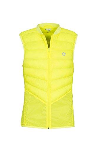 Gregster Herren Weste Vent, Neon Yellow, M, 12533-041