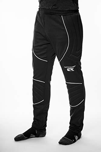CATCH&KEEP Torwarthose mit Polster - Premium Sporthose perfekt für jeden Torwart - optimal gepolstert