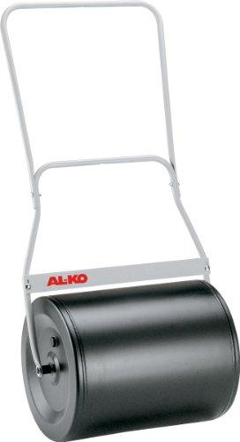 AL-KO Gartenwalze GW 50, 50 cm Arbeitsbreite, Gewicht mit Sandfüllung 120 kg oder mit Wasser 72 kg, stabile Ausführung in Stahlblech, inkl. Schmutzabstreifer