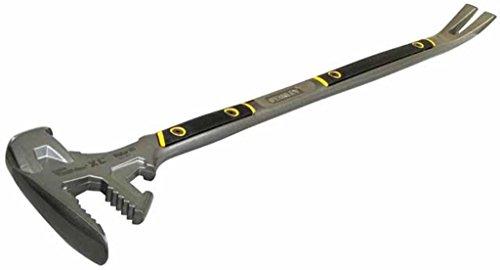 Stanley FatMax Fubar III (5-in-1 Abbruchwerkzeug, Vorschlaghammer, Nagelschlitz, Backen für Hölzer, Stemmeisen) 1-55-119
