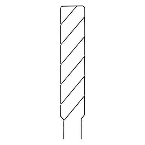 Emsa breites Rankgitter, 92 x 19 cm, Anthrazit, City, 517873