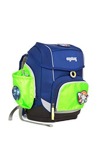 ergobag cubo Seitentaschen Sicherheits-Set Grün