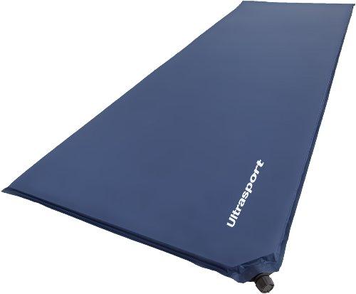 Ultrasport selbstaufblasbare Isomatte, Luftmatratze selbstfüllend, Outdoor Liegematte leicht und wasserdicht, Thermomatte, 200 x 66 x 6 cm