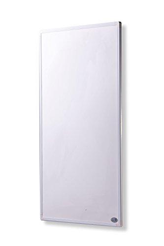 Könighaus Infrarot Heizung 800 und 1000 Watt mit Tüv + 10 Jahre Garantie Infrarotheizung für 12-34m² (1000W + Thermostat)
