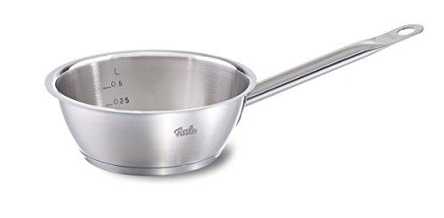 Fissler Sauteuse original-profi collection / Stielkasserolle klein, geeignet für alle Herdarten inkl. Induktion / spülmaschinengeeignet / 084-143-20-100/0 / Ø 20 cm / 1,7 L