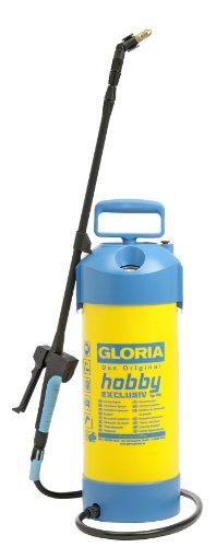 GLORIA Drucksprühgerät hobby exclusiv 5L mit hochwertiger Ausstattung
