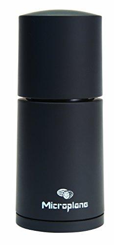 Microplane 48060 'Specialty Serie' Muskatmühle 2in1, satiniert / matt, schwarz (1 Stück)