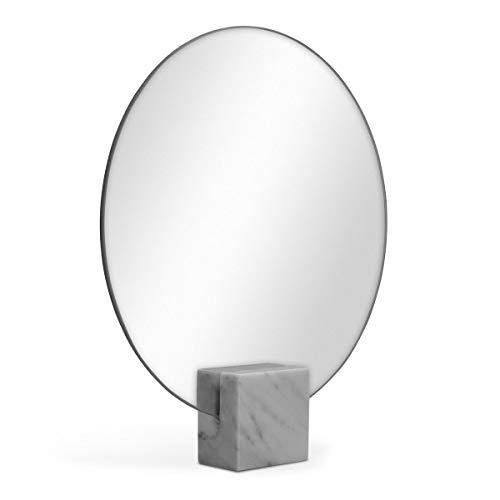 PHOTOLINI Spiegel Rund Durchmesser Deko-Wandspiegel/Runder Spiegel/Rundspiegel