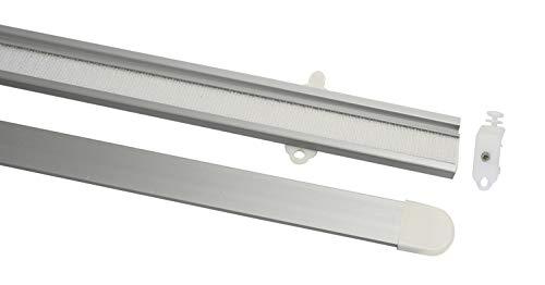 Gardinia Paneelwagen, Aluminium, Silber, 70