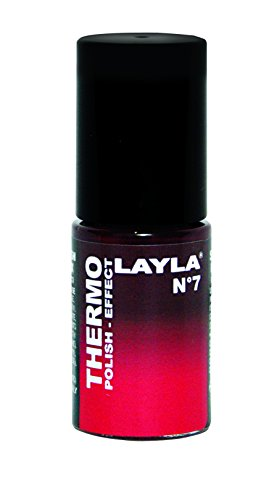 Layla Cosmetics Thermo Polish Effect N.7 Nagellack, 1 Stück