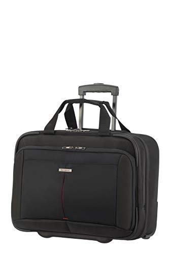 SAMSONITE Guardit 2.0 - Laptop Rollkoffer, 45 cm, 26.5 Liter, Black