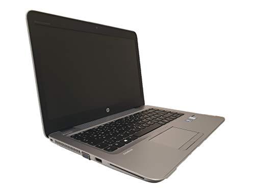 HP Elitebook 840 G3 - Premium Business-Notebook - Intel Core i5 - 2,40GHz, 256GB SSD, 8 GB RAM, 14' Zoll 1920x1080 FHD Display, Windows 10 Pro - (Zertifiziert und Generalüberholt)