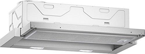 Neff DED4622X (D46ED22X0) / Flachschirmhaube / 60 cm / Edelstahl / Wahlweise Abluft- oder Umluftbetrieb